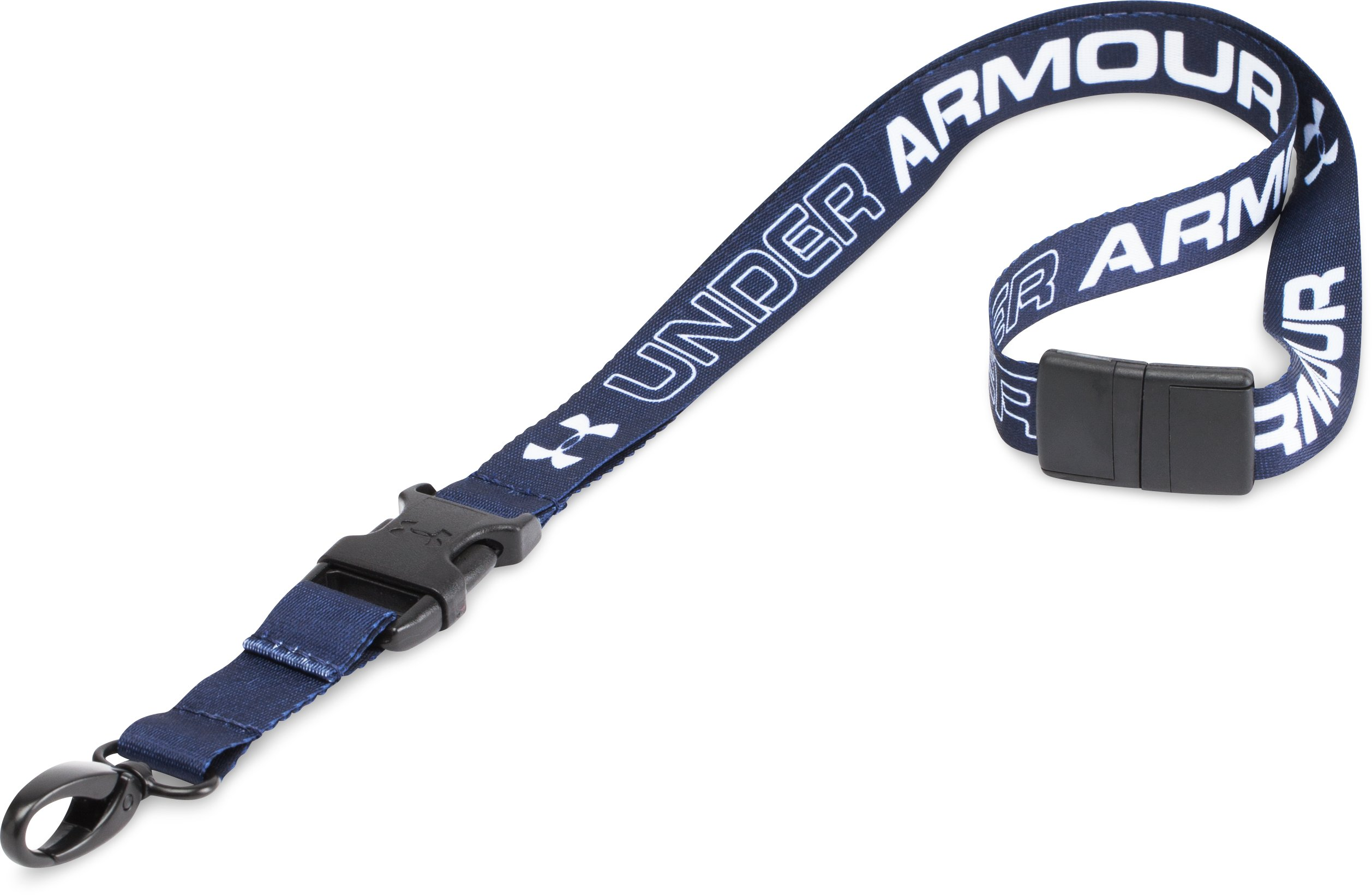 UA Undeniable Lanyard, Midnight Navy, undefined