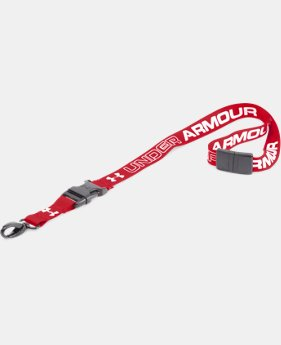 UA Undeniable Lanyard  1 Color $9.99