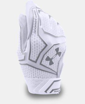Boys' UA ClutchFit™ Batting Gloves