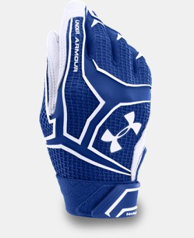 Boys' UA ClutchFit™ Batting Gloves  1 Color $39.99