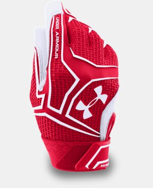 Boys' UA ClutchFit™ Batting Gloves LIMITED TIME: FREE U.S. SHIPPING  $39.99