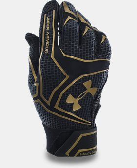 Men's UA Yard Clutch Batting Gloves   $33.99