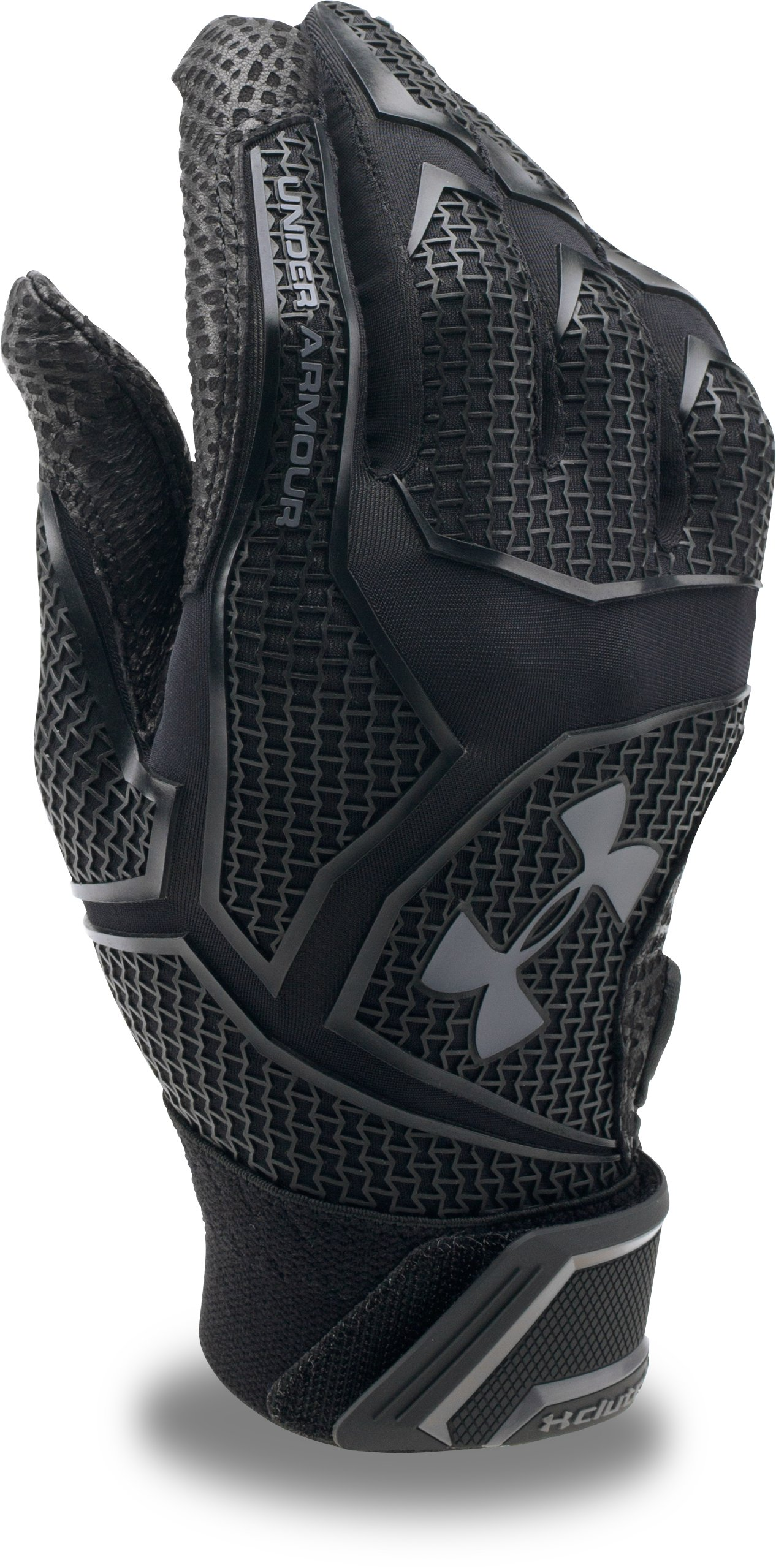 Men's UA Yard ClutchFit™ Baseball Batting Gloves — All-Star Game Edition, Black