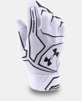 Men's UA Yard Clutch Batting Gloves  1 Color $49.99