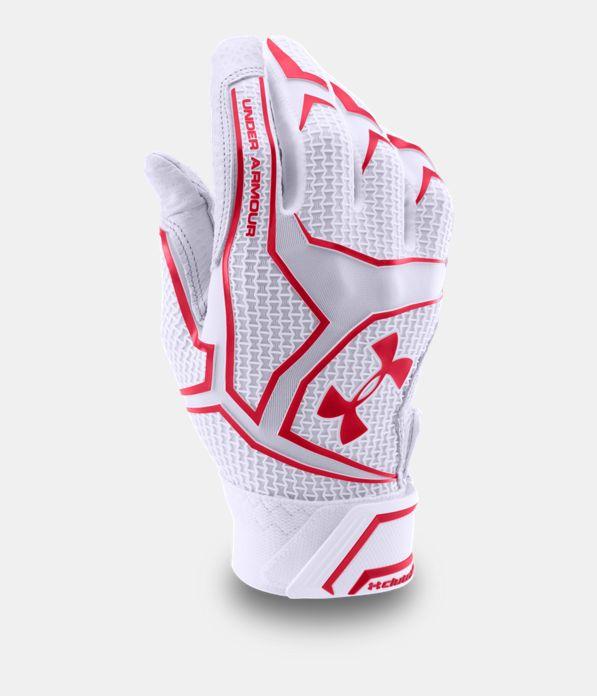 Men S Ua Yard Clutchfit Baseball Batting Gloves All