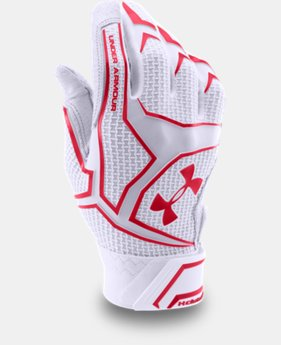 Men's UA Yard Clutch Batting Gloves  2 Colors $33.99