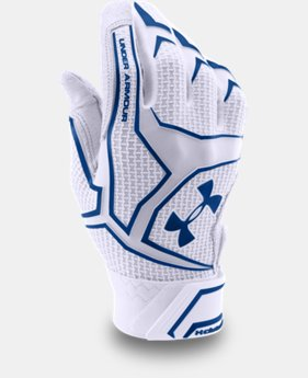 Men's UA Yard Clutch Batting Gloves  5 Colors $44.99