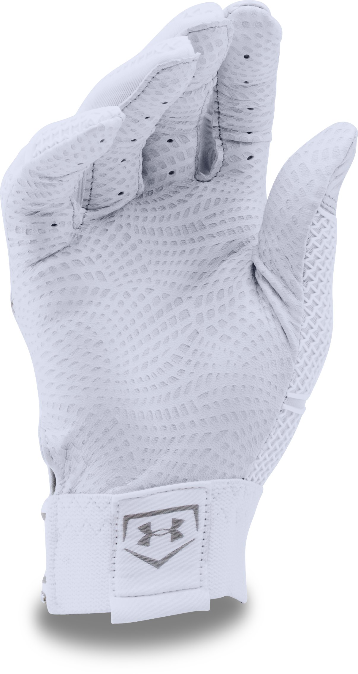 Men's UA Yard ClutchFit™ Baseball Batting Gloves — All-Star Game Edition, White, undefined