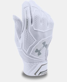 Men's UA Yard ClutchFit™ Baseball Batting Gloves  2 Colors $49.99