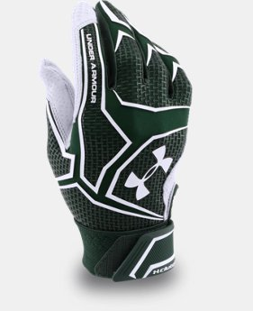 Men's UA Yard ClutchFit® Batting Gloves  4 Colors $49.99