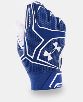 Men's UA Yard ClutchFit™ Baseball Batting Gloves  1 Color $44.99