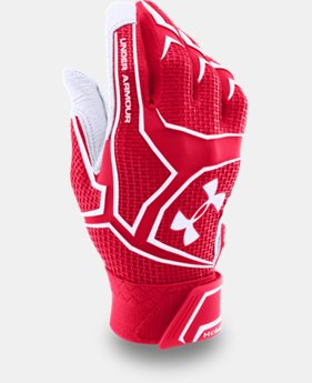 Men's UA Yard Clutch Batting Gloves  2 Colors $44.99