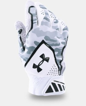 Men's UA Yard Undeniable Batting Gloves