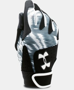 Women's UA Radar III Softball Batting Gloves  1 Color $24.99