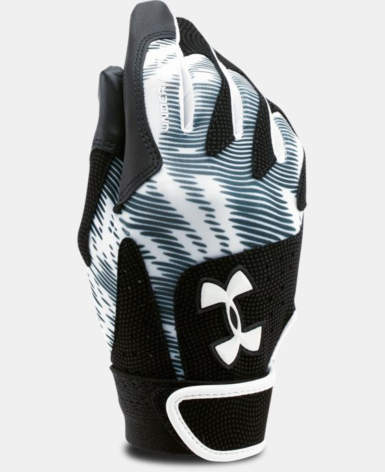 Women's UA Radar III Softball Batting Gloves   $24.99