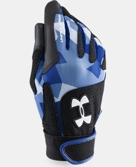 Women's UA Radar III Softball Batting Gloves   $18.99