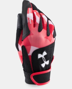 Women's UA Radar III Softball Batting Gloves LIMITED TIME: FREE U.S. SHIPPING 1 Color $11.24 to $14.24