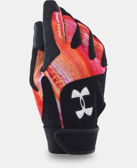 Women's UA Radar III Softball Batting Gloves   $14.99 to $18.99