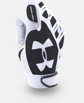 Women's UA Motive Fastpitch Batting Gloves