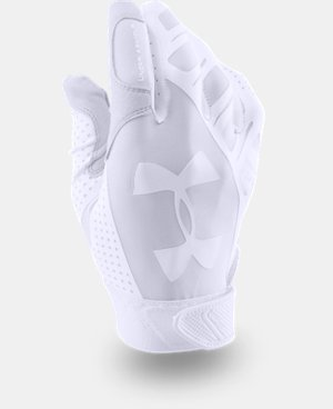 Women's UA Motive Fastpitch Batting Gloves LIMITED TIME: FREE U.S. SHIPPING 1 Color $34.99