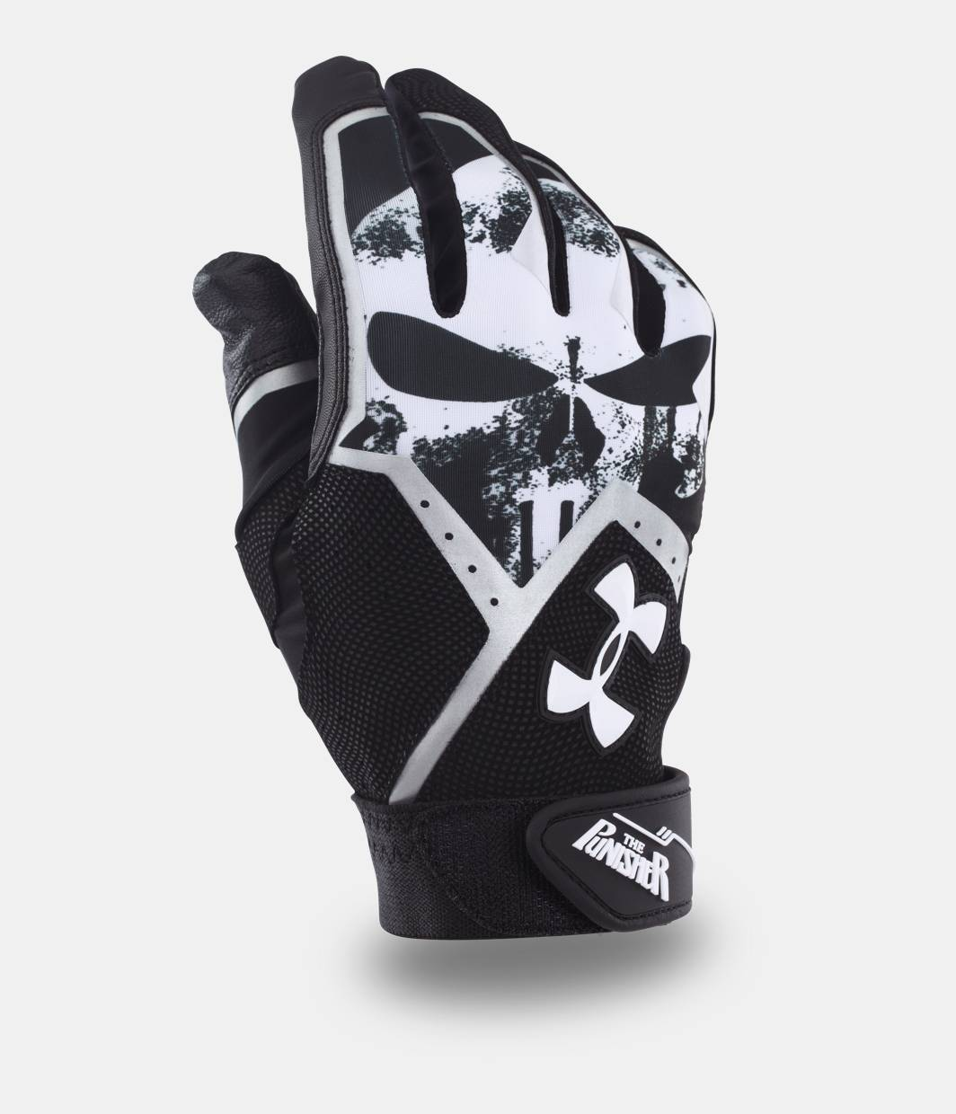 men 39 s ua punisher clean up batting gloves under armour us. Black Bedroom Furniture Sets. Home Design Ideas