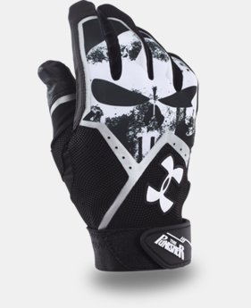 Men's UA Punisher Clean-Up Batting Gloves