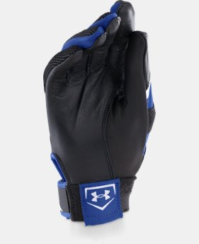 Boys' Under Armour® Alter Ego Captain America Clean-Up Batting Gloves