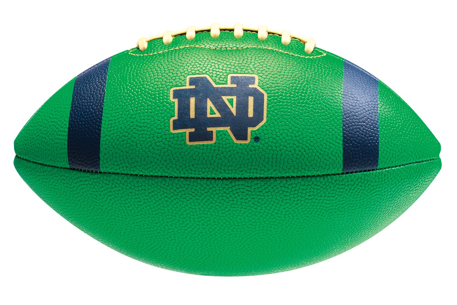 UA Notre Dame Composite Football, PARROT GREEN