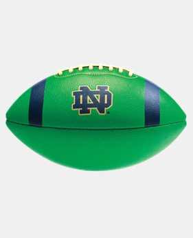 UA Notre Dame Composite Football  1 Color $15.99