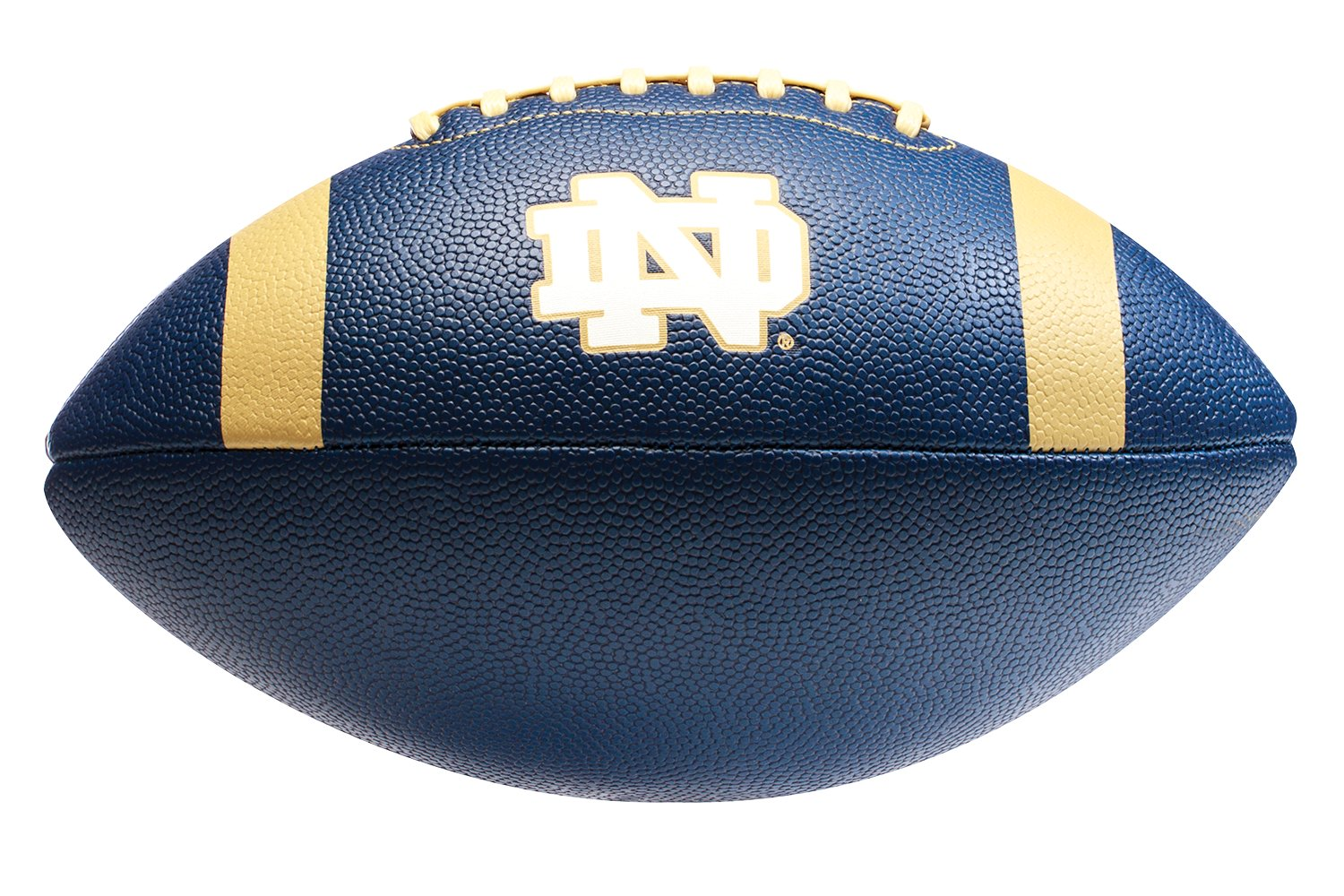 UA Composite Football, Midnight Navy, zoomed image