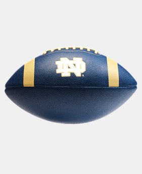 UA Notre Dame Composite Football  1 Color $18.99