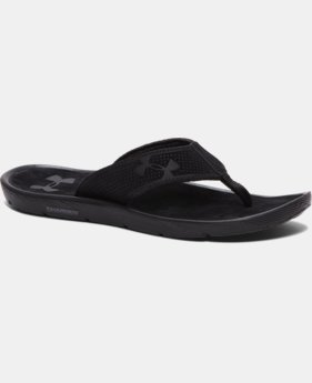 Men's UA Elite Harbor Sandals  2 Colors $59.99