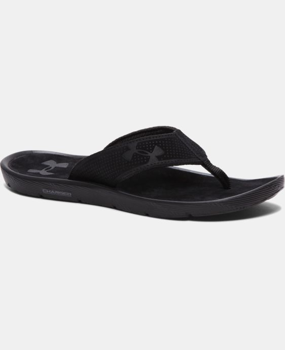 Men's UA Elite Harbor Sandals  1 Color $59.99