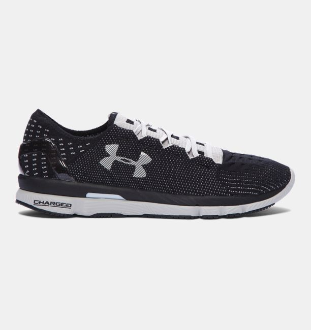 Men s UA SpeedForm Slingshot Running Shoes  Black