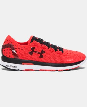Best Seller  Men's UA SpeedForm® Slingshot Running Shoes LIMITED TIME: FREE SHIPPING  $149.99