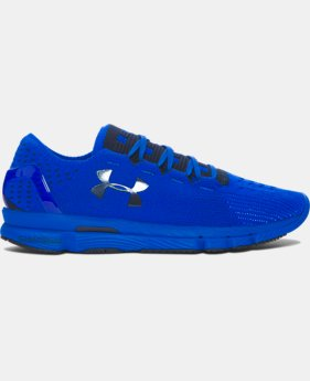 Best Seller Men's UA SpeedForm® Slingshot Running Shoes  1  Color Available $119.99