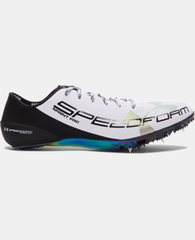 UA SpeedForm® Sprint Pro Track Spikes LIMITED TIME: FREE U.S. SHIPPING 1 Color $119.99