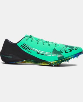 UA SpeedForm® Sprint Pro Track Spikes  1 Color $89.99