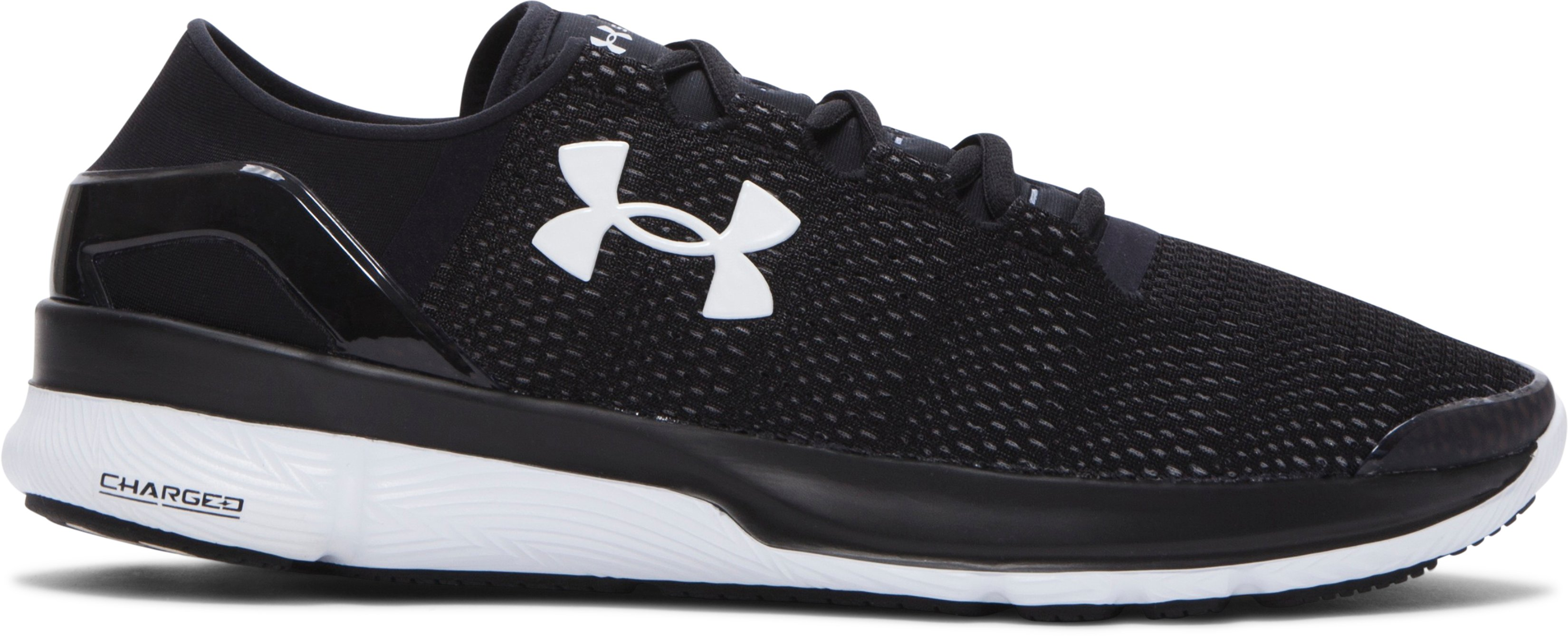 Men's UA SpeedForm® Apollo 2 Running Shoes, Black , undefined