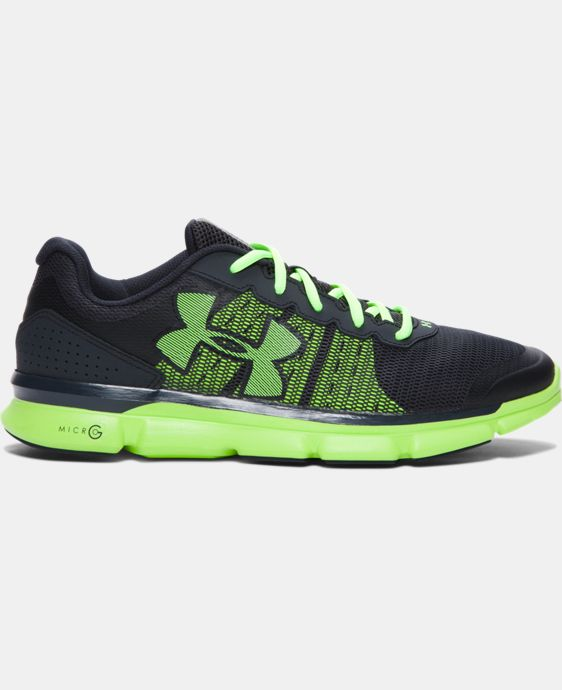Men's UA Micro G® Speed Swift Running Shoes  3 Colors $74.99