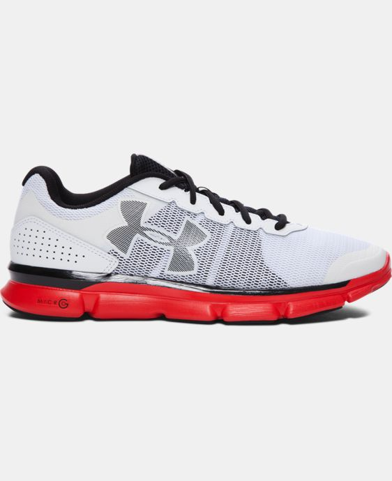 Men's UA Micro G® Speed Swift Running Shoes LIMITED TIME: FREE SHIPPING 1 Color $74.99