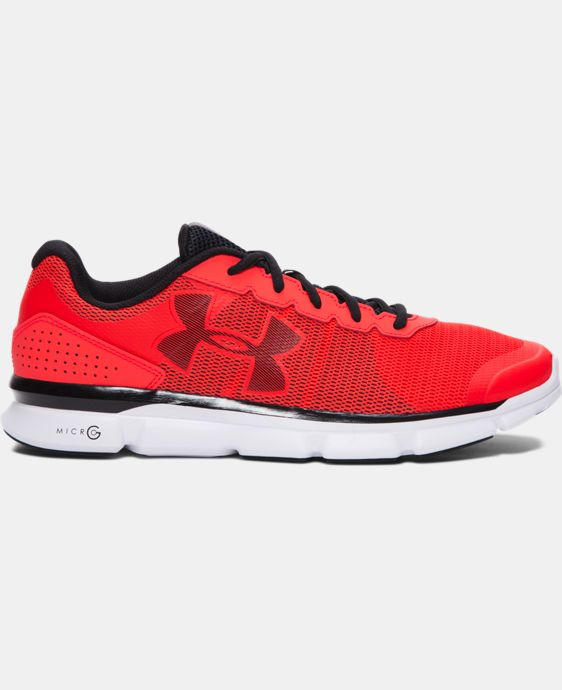 Men's UA Micro G® Speed Swift Running Shoes LIMITED TIME OFFER + FREE U.S. SHIPPING  $59.99