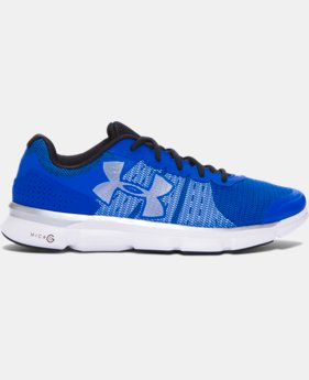 New Arrival Men's UA Micro G® Speed Swift Running Shoes  1 Color $59.99 to $79.99