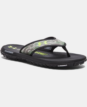 Men's UA Fat Tire Sandals  2 Colors $64.99