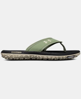 Best Seller Men's UA Fat Tire Sandals  2  Colors Available $64.99