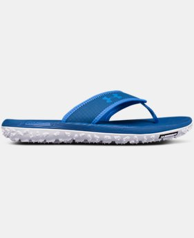 Men's UA Fat Tire Sandals  1  Color Available $64.99