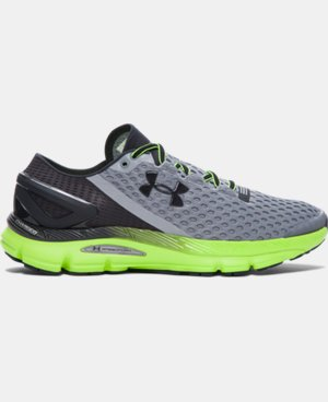 Men's UA SpeedForm® Gemini 2 Running Shoes LIMITED TIME: FREE SHIPPING 3 Colors $89.99 to $119.99