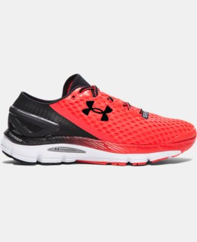 Best Seller Men's UA SpeedForm® Gemini 2 Running Shoes  10 Colors $129.99