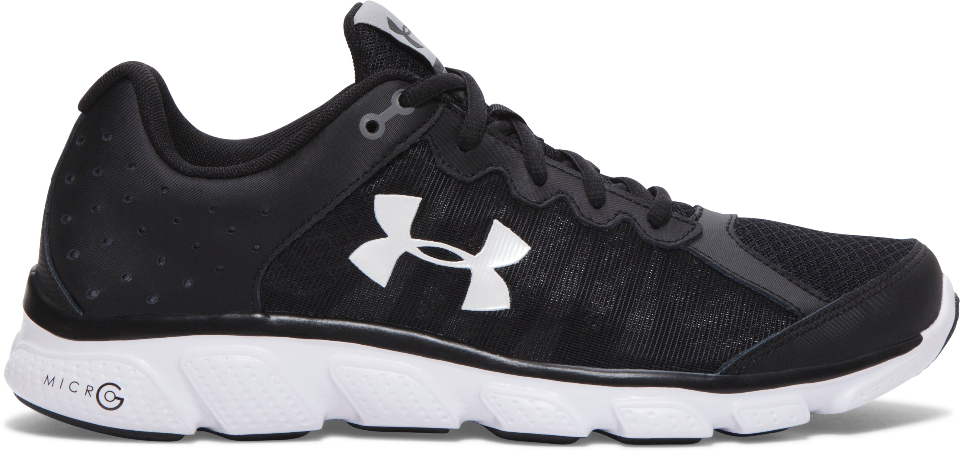 Men's UA Micro G® Assert 6 Running Shoes 2 Colors $52.49 - $52.99