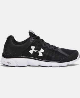 Best Seller  Men's UA Micro G® Assert 6 Running Shoes LIMITED TIME: FREE SHIPPING 3 Colors $89.99